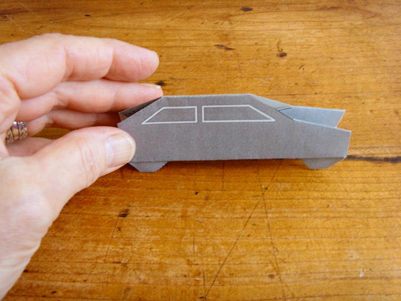revue # 25  - origami