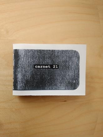REVUE # 40 : CARNET 21