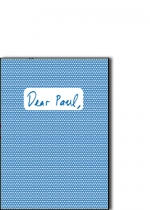 carnet visuel # 8 : dear Paul