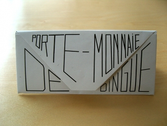 REVUE 38 - UN PORTE-MONNAIE DE DINGUE