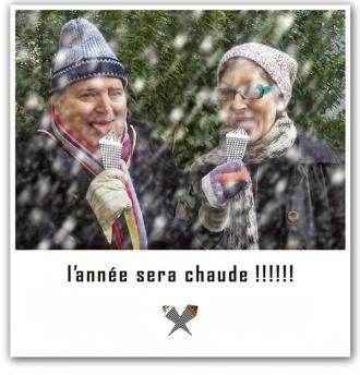 MANGEZ DES GLACES, L'ANNEE SERA CHAUDE !!!