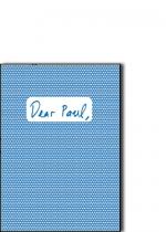 carnet visuel # 8 : dear Paul
